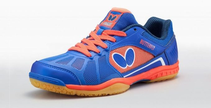 6 Best Table Tennis Shoes (Buying Guide & Review)